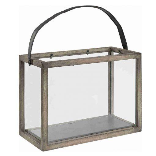 Lantern vintage double-squared