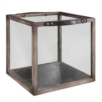 Lantern vintage square-squared