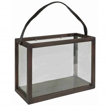 lantern antique double-squared