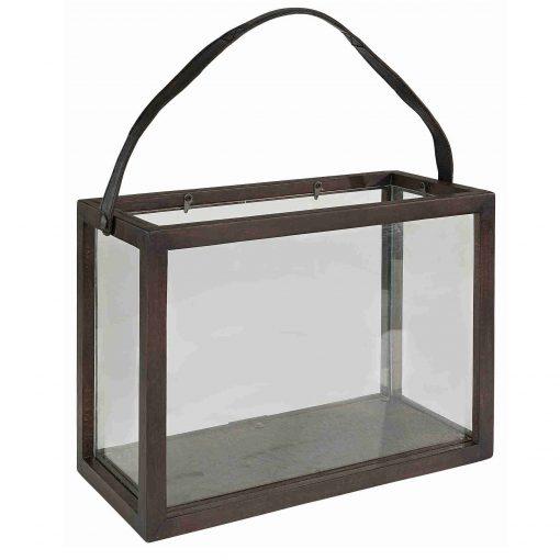 lantern antique double-squared