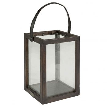 lantern antique single-squared