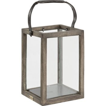 Artwood lantern vintage single