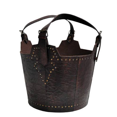 Kamelo Basket Leather Golden Elk